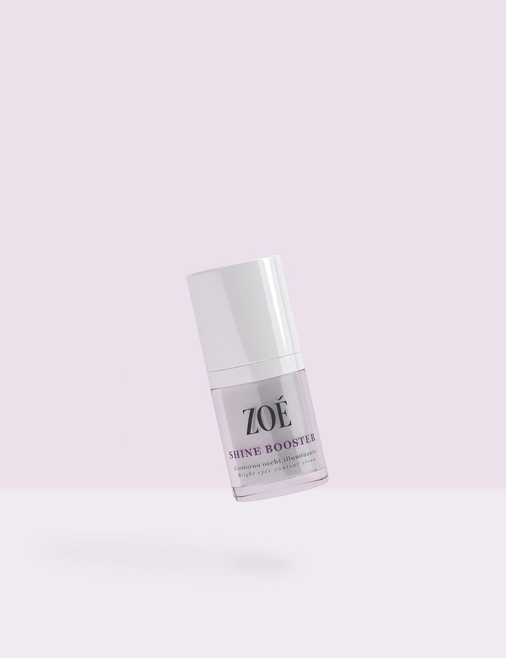 Eye wrinkle cream – Natural eye cream for dark circles Shine Booster Zoé